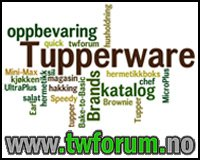 Norsk forum for Tupperware