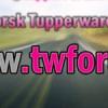 Nytt navn på Tupperware forumet