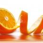 Appelsin kunst på 123