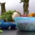 Tupperware salat på farten