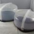 Tupperware runde kakebokser