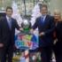 Tupperware donerer flere leker